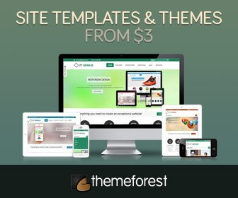 WordPress Theme Templates from $3