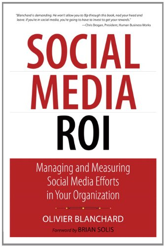 Social Media ROI Marketing Book