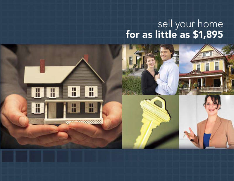 For Sale By Owner Realty Brochure Design