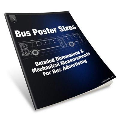 Bus Poster Sizes PDF
