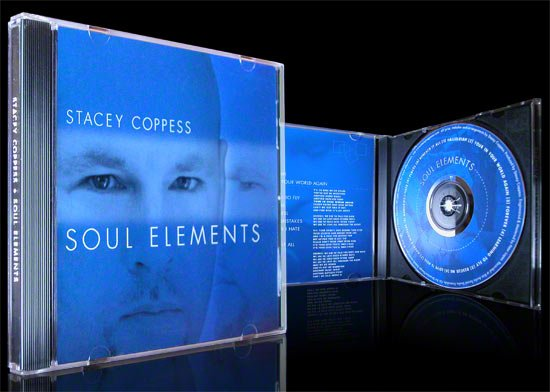 CD Packaging Design Stacey Coppess