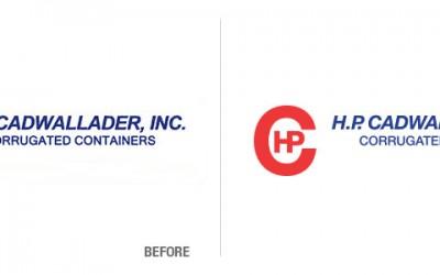H.P. Cadwallader Logo Conversion