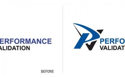 Performance Validation Logo Redraw