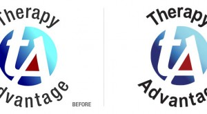 Therapy Advantage Logo Conversion