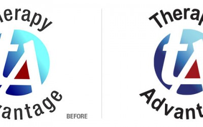 Therapy Advantage Logo Conversion