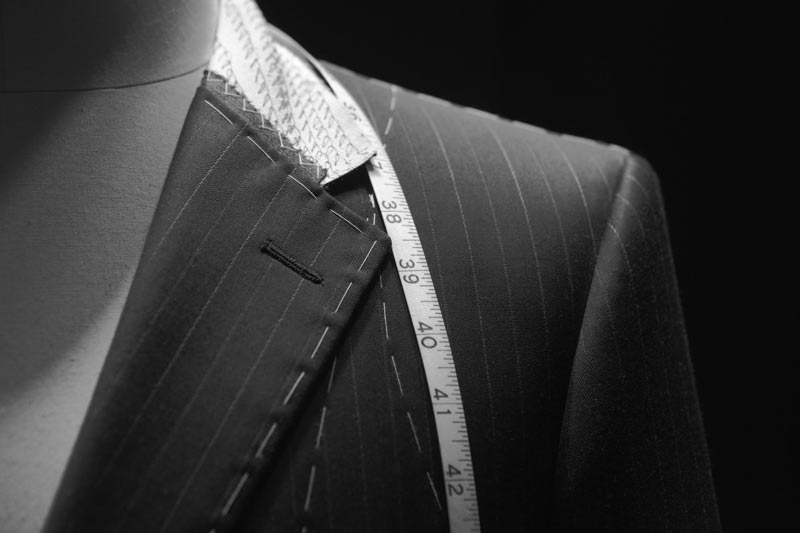 Custom Tailored Suit