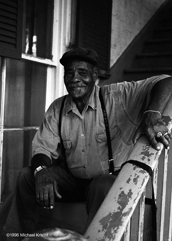 Eddie Cusic - Mississippi Blues Musician