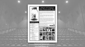 Crossroads Film Festival Flyer