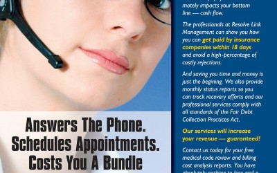 Medical Billing Flyer Design