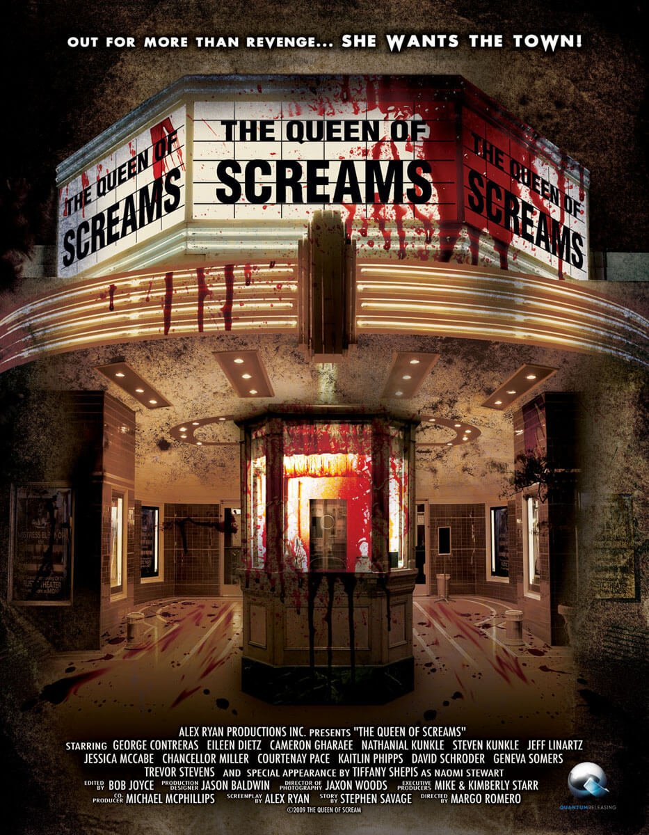 The Queen of Screams by 2113graphics