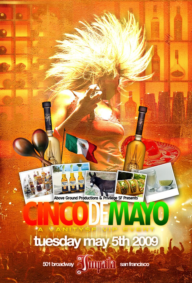 Cinco de Mayo by Clubnrg11