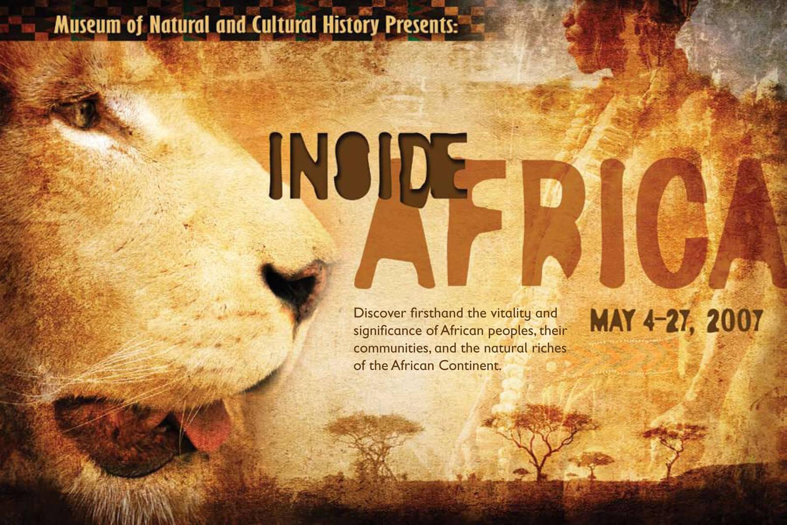 Inside Africa by ridekrisride
