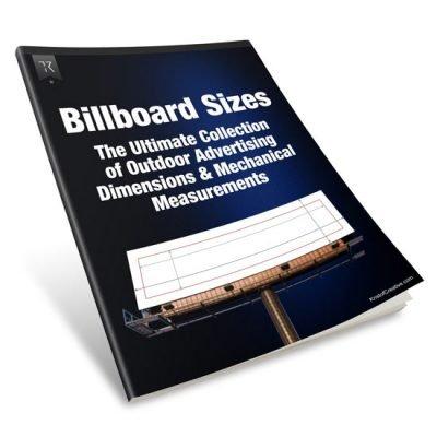 Outdoor Billboard Sizes eBook
