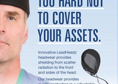 print ad lead headz