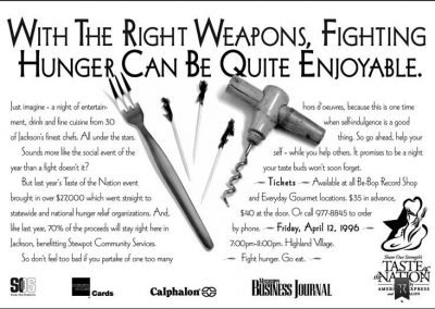 print-ad-taste-of-the-nation-weapons