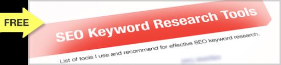 Free SEO Keyword Tools