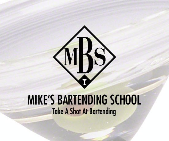 Slogan for Bartending School: Take A Shot At Bartending.