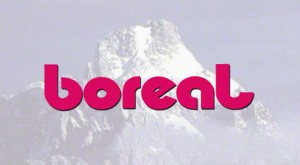 Boreal Climbing Shoes Slogan
