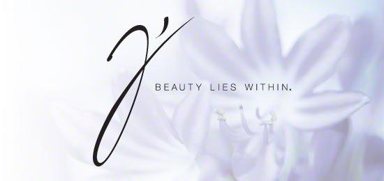 J' Cosmetics Slogan