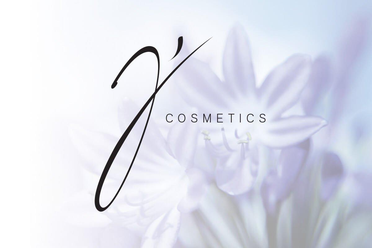 J' Cosmetics logo