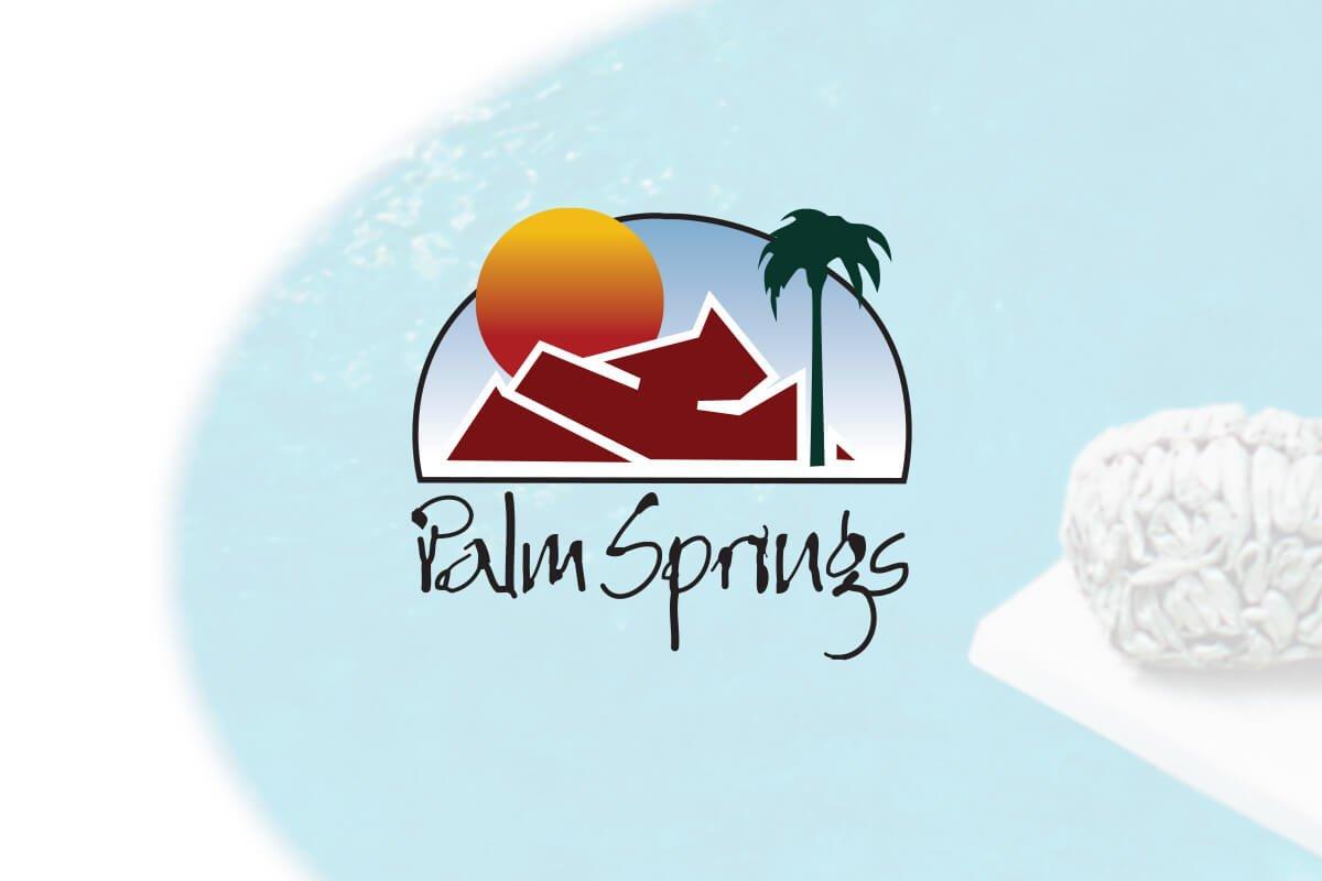 Palm Springs Tourism logo