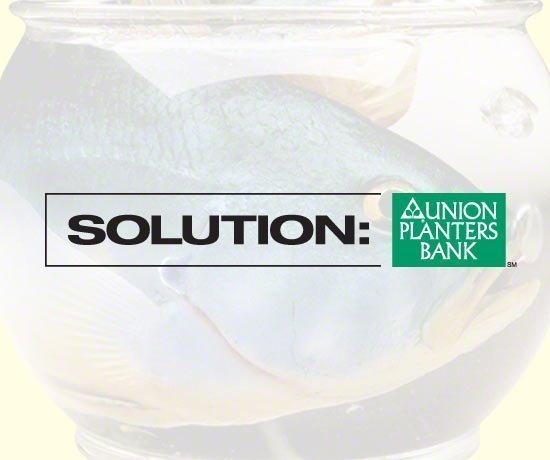 Solution: Union Planters Bank