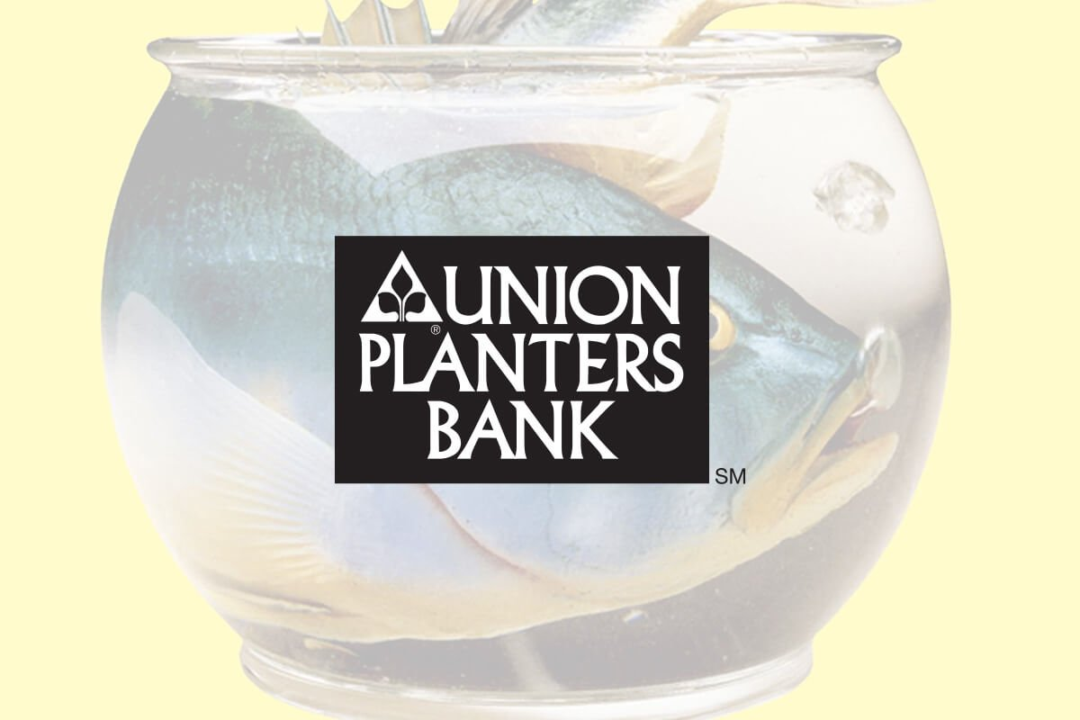 Union Planters Bank Logo