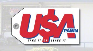 USA Pawn & Jewelery Slogan