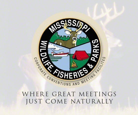 MS Wildlife Fisheries and Parks. Where great meetings just come naturally.