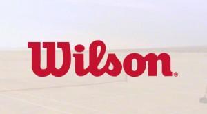 Wilson Hammer Tennis Racket Slogan