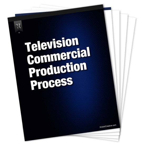 TV Commercial Production Process PDF