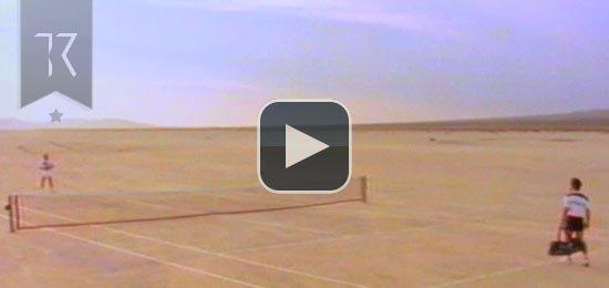 Wilson Hammer Tennis Racket Commercial