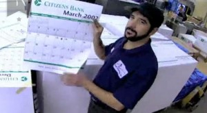 Citizens Bank TV Commercial: Mark Your Calendar