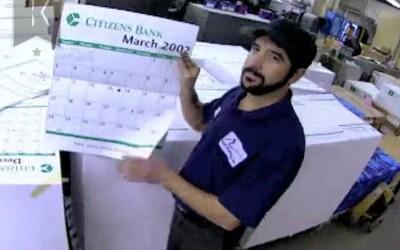 Citizens Bank TV Commercial: Mark Your Calendar