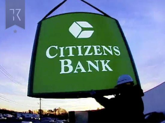 Citizens Bank TV Commercial: Getting Ready