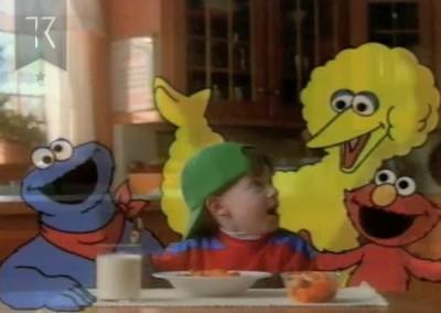 Chef Boyardee TV Commercial: Invisible Friends