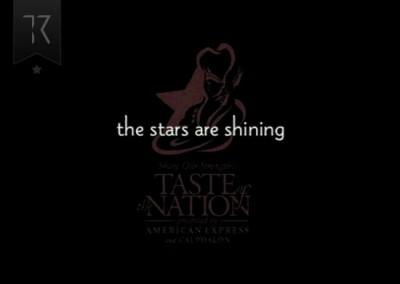Taste of the Nation TV Commercial