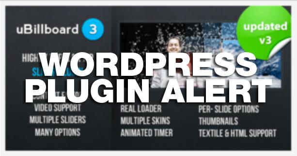 uBillboard WordPress Plugin Virus Alert