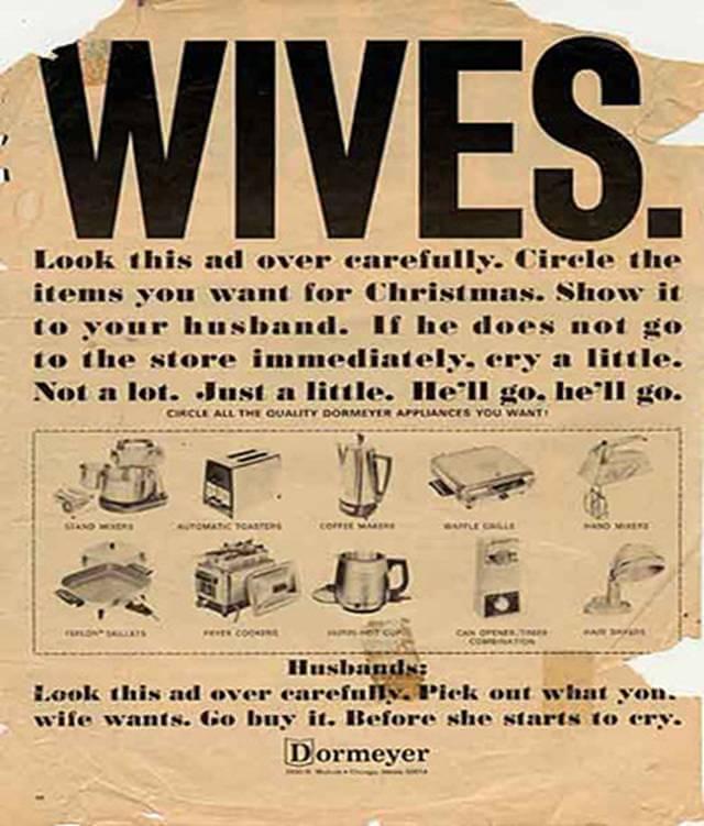 Vintage Print Ad for Dormeyer