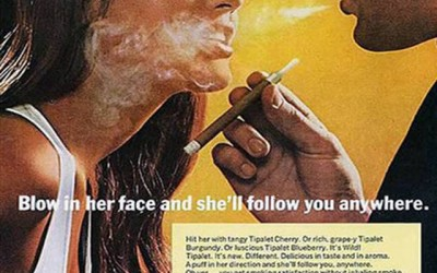 15 Vintage Print Ads That Could Never Be Published Today