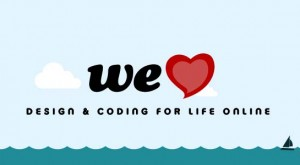 Found We Heart Logo