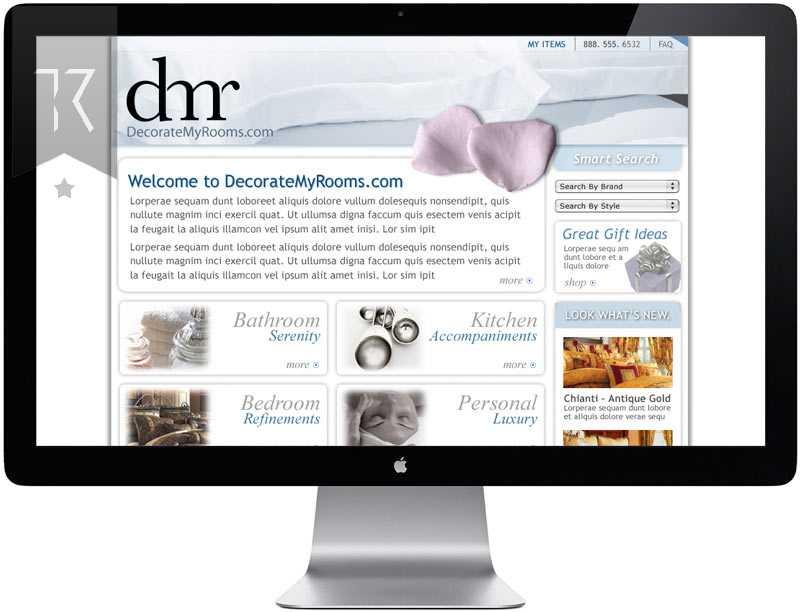 Decorate Website Design