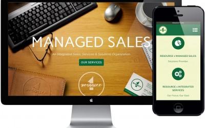 Resource One Website Redesign