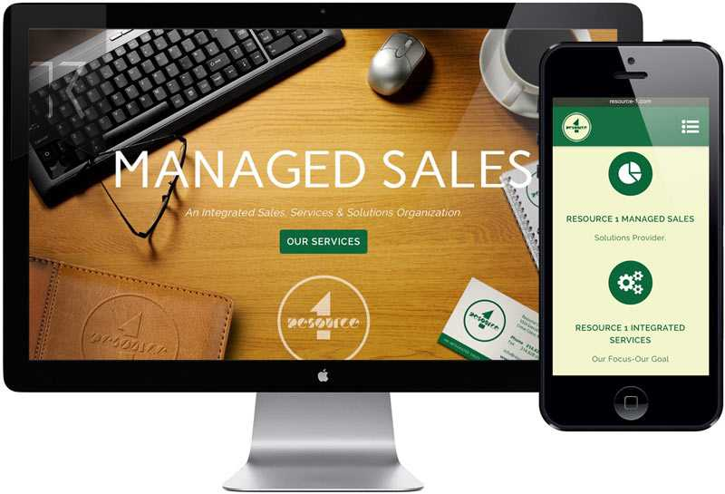 Resource 1 Website Design