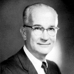 Physicist William Shockley