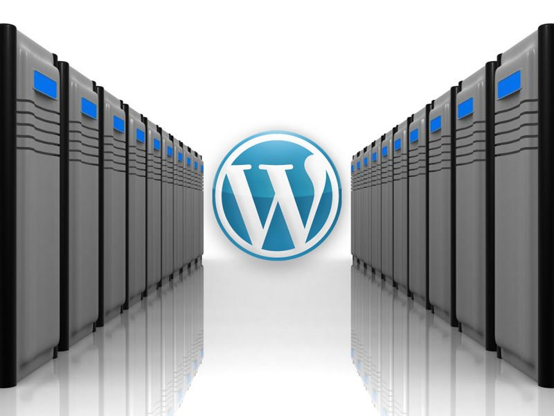 WordPress Hosting Server